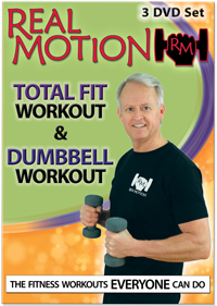 Real Motion Workout DVDs